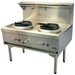 Goldstein Air Cooled Gas Wok Burner