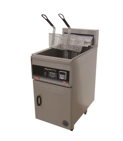 Goldstein FRE-18/1DL Electric Single Pan Fryer - Catering Sale