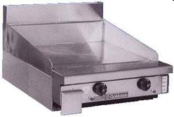 Goldstein GPGDB-24  Bench Top Gas Griddle - 610mm Wide - Catering Sale
