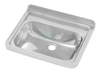 3MK HB Hand Basin. 40mm Outlet - Catering Sale