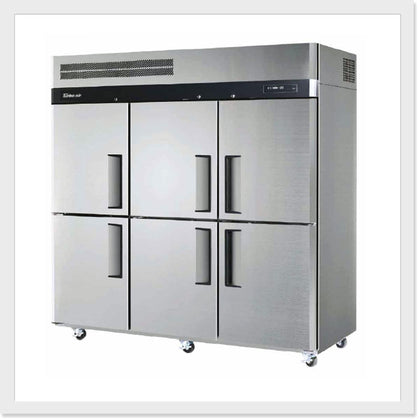 Turbo Air KF65-6 Top Mount Freezer - Catering Sale