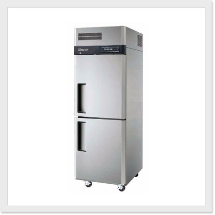 Turbo Air KRF25-2 Top Mount Dual Temp Refrigerator / Freezer - Catering Sale