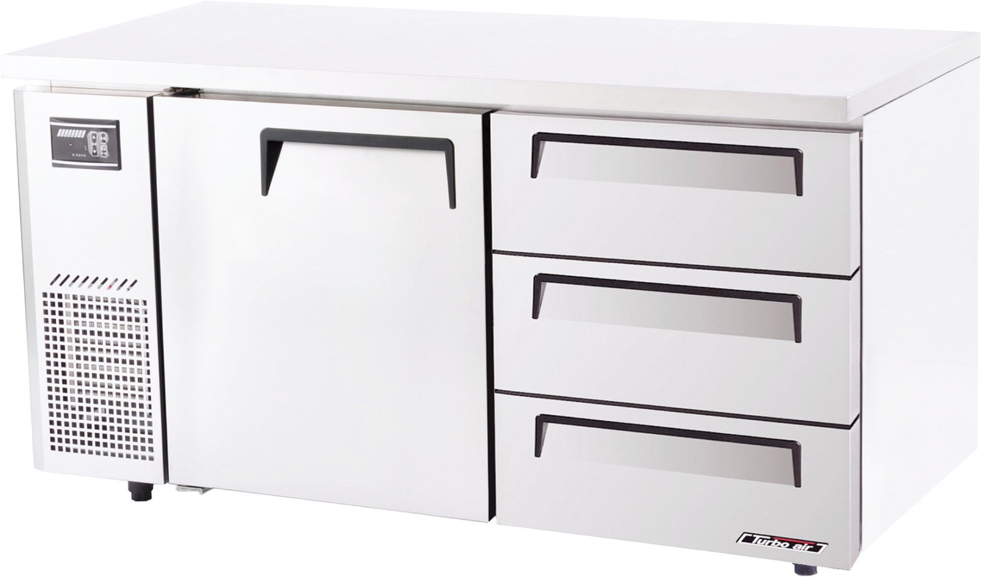 Turboair KUR15-3D-3 1 Door, 3 Drawer Refrigerator - Catering Sale
