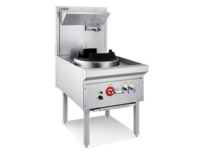 LKK WATERLESS GAS WOK BURNER - Catering Sale