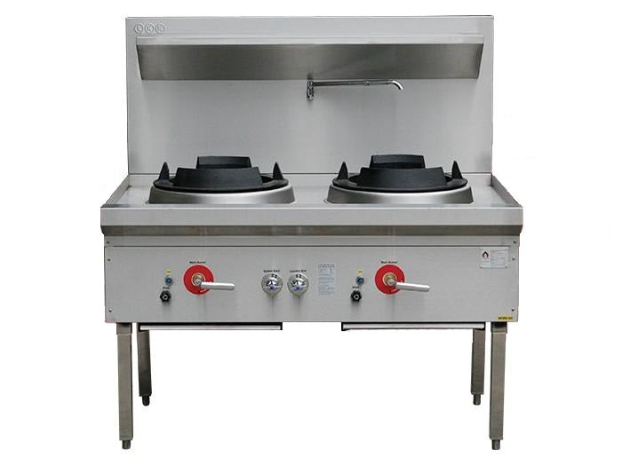 LKK Chinese Waterless Gas Wok Burners