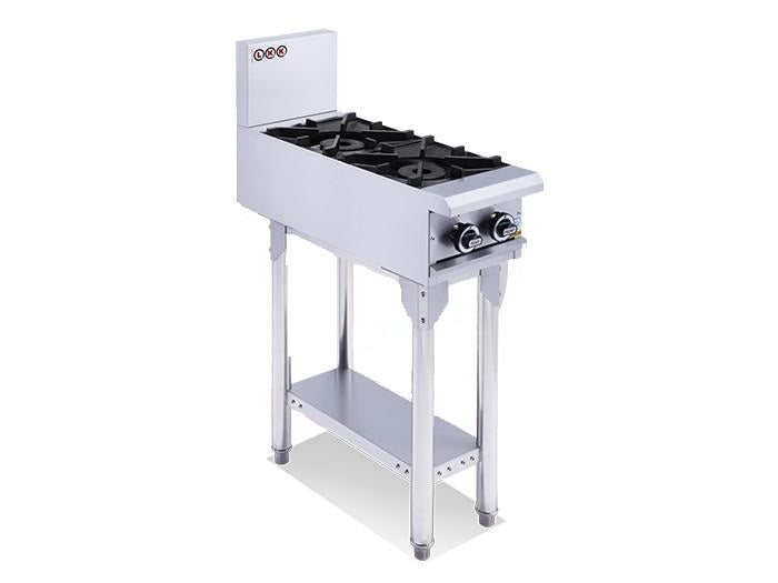 LKK GAS COOKTOPS WITH LEGS - Catering Sale