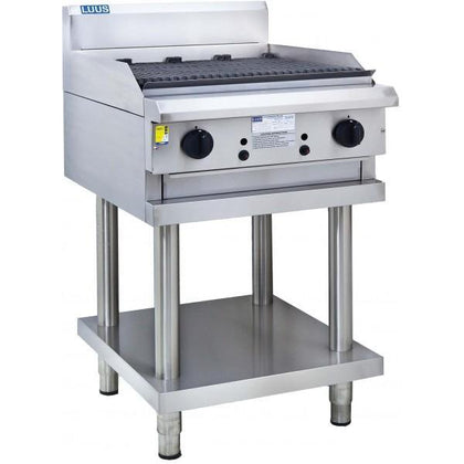 LUUS CS-6C 600 BBQ & Shelf - Catering Sale