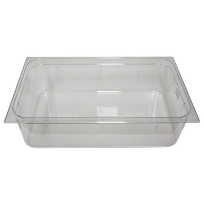 Inox Macel Gastronorm Pan- Polycarbonate Clear - Catering Sale
