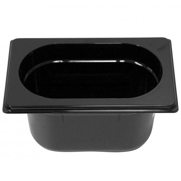 GASTRONORM PAN- POLYCARB BLACK Series - Catering Sale