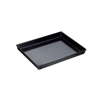 BAKING SHEET-500x350x30mm BLUE STEEL