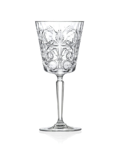 RCR TATTOO- WINE GOBLET 290ml - Catering Sale