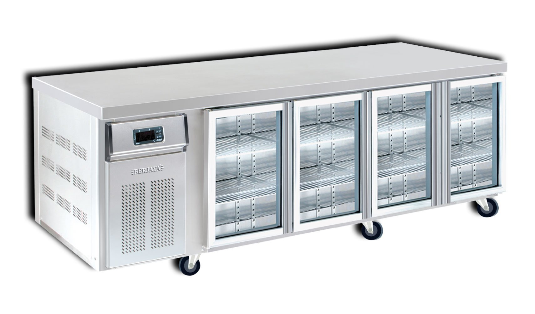 Semak BC2400-G Counter Bar Chillers without Splashback