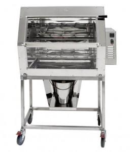 Semak Digital Electric Supermarket Rotisseries D36S