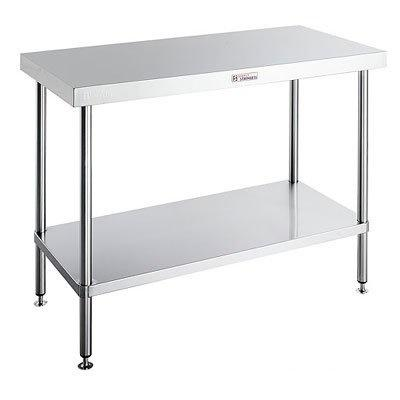 Simply Stainless (600 Series) Work Bench with Leg Brace
