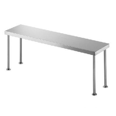 Simply Stainless Bench Over-Shelf - 1200mm