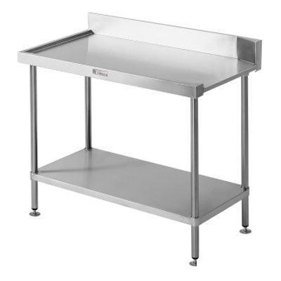 Simply Stainless Dishwasher Outlet Bench (600 Series) - Catering Sale