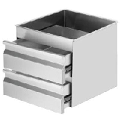 Simply Stainless Drawer (Double) - Catering Sale