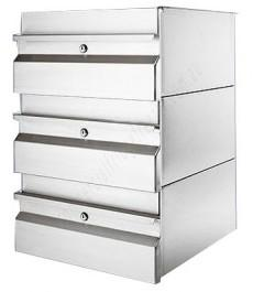 Simply Stainless Drawer (Triple) - Catering Sale