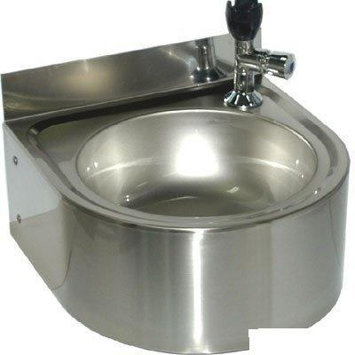 Simply Stainless Standard Drinking Fountain - Wall Mounted - Catering Sale