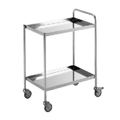 Simply Stainless Two Tier Trolley - Catering Sale