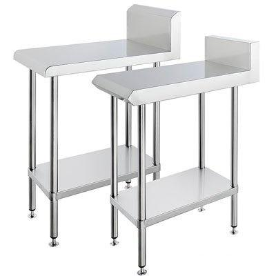 Simply Stainless Waldorf / Blue Seal Infill Bench - Catering Sale