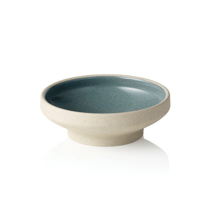 TABLEKRAFT SOHO ROUND BOWL FOOTED MINT GREEN 153x35mm (6pcs) - Catering Sale