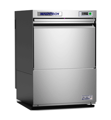 Washtech UD High Performance 500mm Rack Undercounter Dishwasher