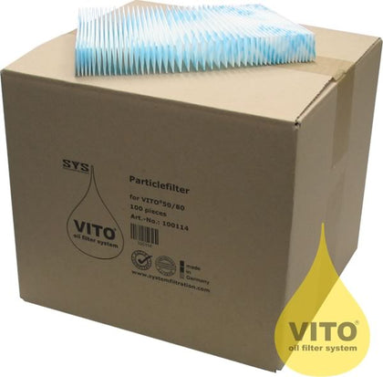 VITO® Oil Filters - V50/80 Filter / 100114 - Catering Sale