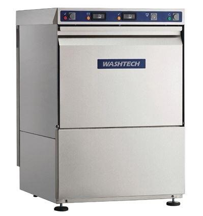 Washtech XU Economy Undercounter Dishwasher - 500 Rack - Catering Sale