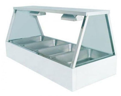 Woodson W.HFSS23 3 Module Self Serve Hot Food Display - Catering Sale