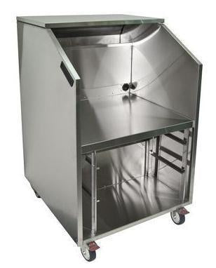 Woodson W.MVS Mobile Ventilated Station - Catering Sale
