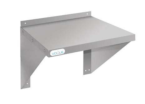 Vogue CD550 stainless steel microwave shelf - Catering Sale