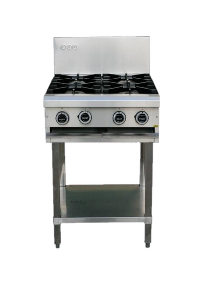 LKK Gas Cooktops with Legs