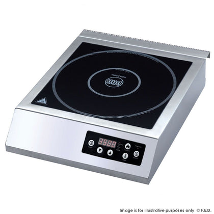FED Digital Ceramic Glass Induction Plate - BH3500S