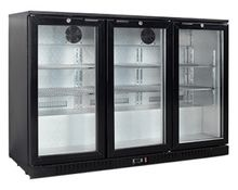 Bromic BB0330GDS Back Bar Display Chiller 190L (Sliding Door) - Catering Sale