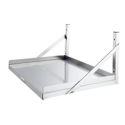 Simply Stainless Microwave Shelf - 580mm - Catering Sale