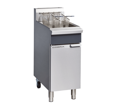Cobra CF2 - 400mm Single Pan Gas Fryer
