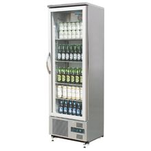 Polar CK479-A Back Bar Display - 307Ltr Stainless steel - Catering Sale