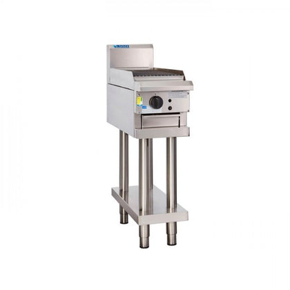 LUUS CS-3C 300 BBQ & Shelf - Catering Sale