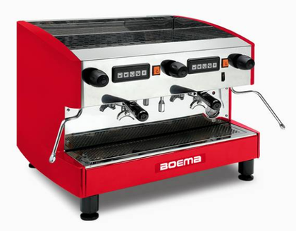 Boema D-2V15A 2Group Volumetric - Catering Sale