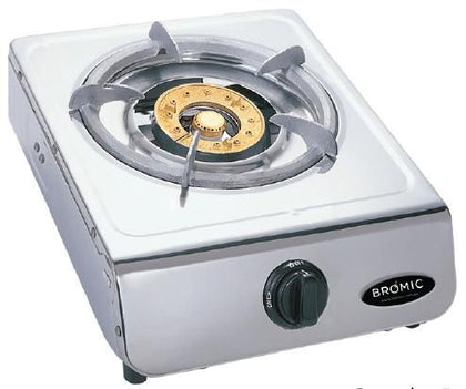 DC100-S Deluxe Wok cooker, Single Burner, LPG, Low Pressure (2.75kpa) with Flame Failure - Catering Sale