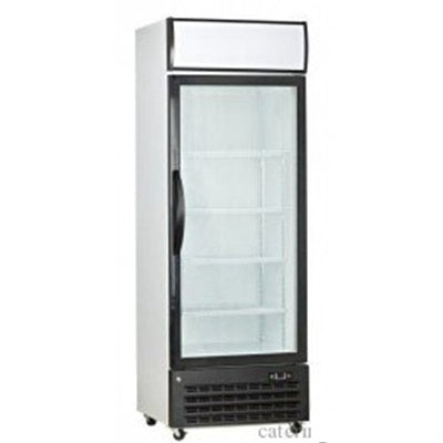 Saltas DFS 2315 Upright Glass Door Display Freezer - Catering Sale