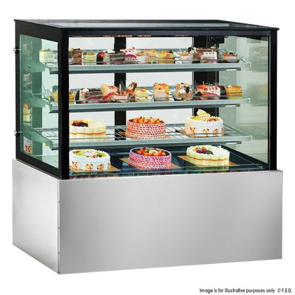 FED SL830V Bonvue Chilled Food Display