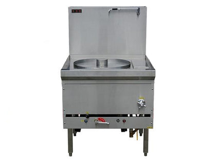 LKK DSS-1BT Autofill Single Burner Dim Sum Steamer