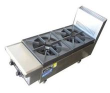 Goldstein PFB-12 2 Burner Gas Bench Top - Catering Sale