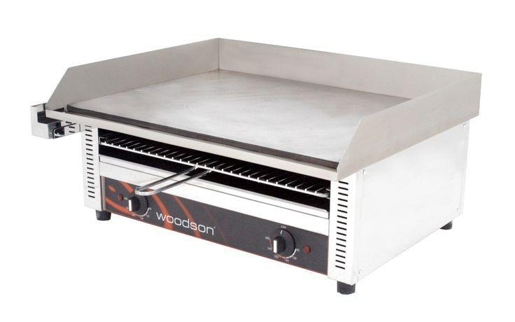 Woodson W.GDT75 Griddle Toaster - Catering Sale