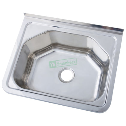 3MK HB11C Hand Basin Compact 11L, Brackets, Plug & Waste - Catering Sale