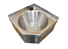 3MK HBC Compact Hand Basin and Brackets - Catering Sale