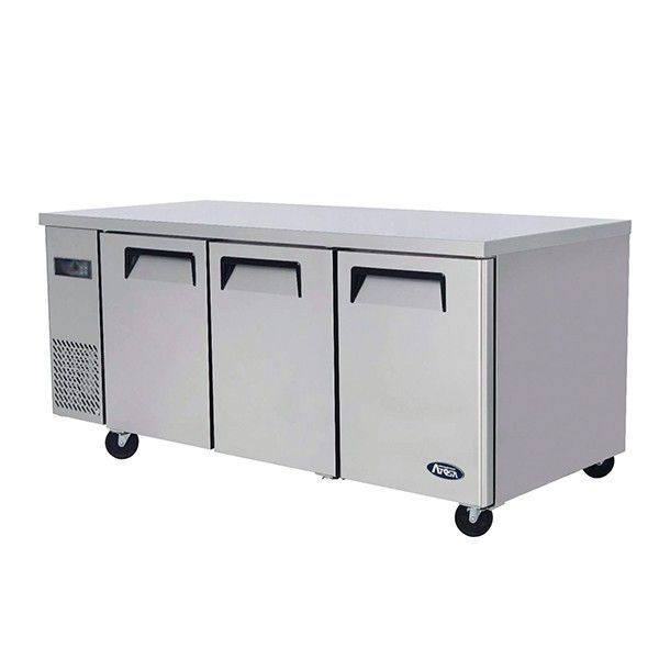 ATOSA YPF9045 Undercounter 3 Door Freezer - Catering Sale
