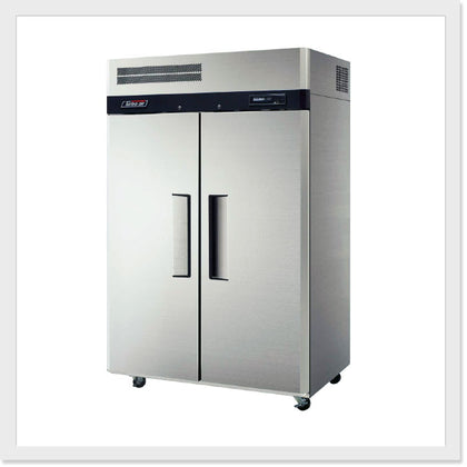 Turbo Air KF45-2 Top Mount Double Door Freezer - Catering Sale